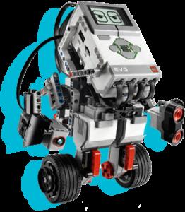 robot inteligente de legos